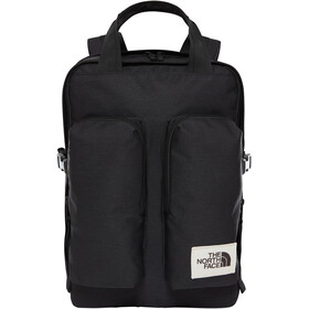 The North Face Mini Crevasse Backpack TNF black heather